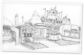 disneyland coloring pages just colorings