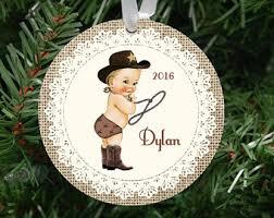 cowboy hat ornaments etsy