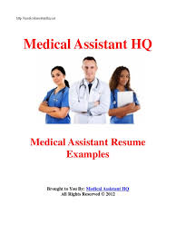 medical technologist resume sample medical assistant resume examples surgery patient