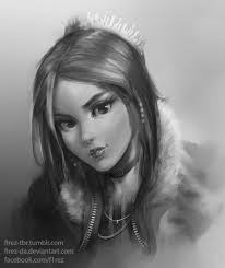 character sketch by firez da on deviantart