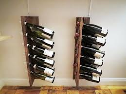 how to build a wine rack in a cabinet quick easy inexpensive diy wine racks hometalk