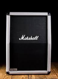 marshall 2x12 vertical slant guitar cabinet marshall 2536a silver jubilee 140 watt 2x12 vertical slant guitar