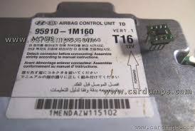 Kia Mobis Cerato Airbag 95256 95910 1m160 Mobis 1m959 10160