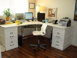 Black Desk With File Drawer L Shaped Desk With File Drawers Ideas Greenvirals Style