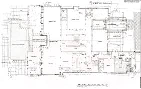 Floor Plans For Large Homes by Estate House Plans S U0027fondare Estate 4503 4 Bedrooms And 35 Baths