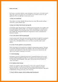 short email cover letter 25 cover letter template for email