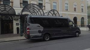 luxury minibus about cambridge minibus hire