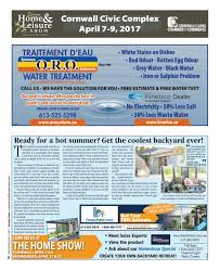 Acrylite Patio Cover by Cornwall Seaway News April 5 2017 Edition By Cornwall Seaway News