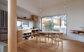 implementing modern apartment studio design on your comfortable house of hazama leibal is a minimalist located in aichi japan designed by mamiya shinichi design interior