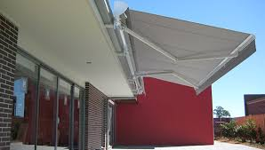 Extending Awnings Outdoor Blinds Shade Sails U0026 Café Umbrellas East Coast Shade Design