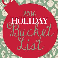 2016 holiday bucket list bellies babies u0026 beyond