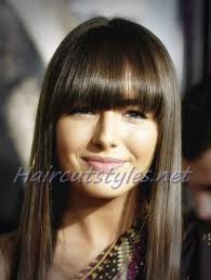 hairstyles for straight across bangs most popular hairstyles of the last 5 years haircut styles and