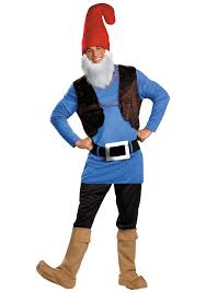 Lawn Gnome by Plus Size Papa Gnome Costume