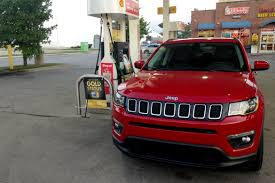 2017 jeep compass real world fuel economy news cars com