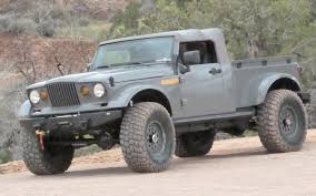 concept jeep truck latest pickup wrangler concept from jeep meet u0027nukizer