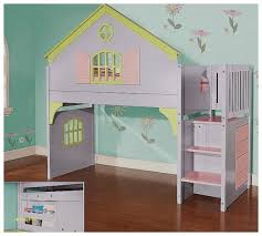 storage bed unique loft beds for kids with storage loft beds