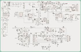 schematic diagrams lg flatron w1942s lcd monitor u2013 aocl32w831