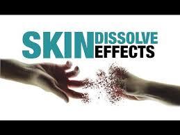 tutorial illustrator italiano skin dissolve effect disintegration after effects tutorial ita