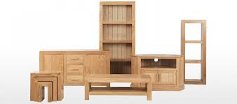 cube oak coffee table quercus living