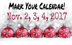 a christmas present craft show knox area information