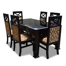 six seater dining table la rosa six seater dining table set 6 seater dining table sets