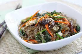 cha e cuisine chap chai potato noodles cuisine