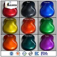 kolortek pigment for auto paint candy auto paint colors car paint