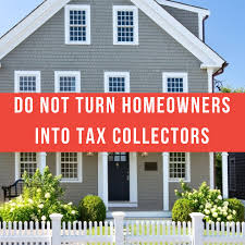 cape cod times rebuttal homeowners are not tax collectors