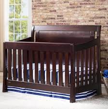 Simmons Convertible Crib Simmons Madisson Convertible Crib N More Black Espresso