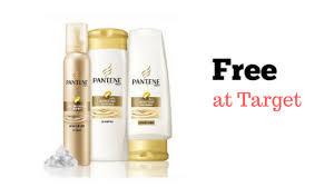 target cosmetics black friday free pantene at target through saturday southern savers