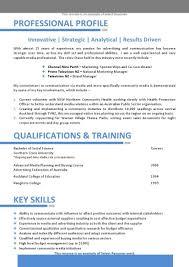 Resume For Internal Promotion Internal Resume Template Saneme