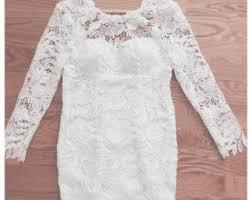 lace wedding dress melita silk wedding gown slit wedding