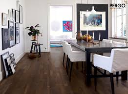 Laminate Flooring Dark Wood Floor Dark Engineered Wood Flooring With White Chairs And Dark