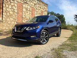 2017 nissan rogue blue first drive 2017 nissan rogue is firmly among the herd