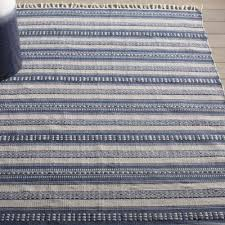 Area Rugs Columbia Sc Fab Habitat Estate Hand Woven Blue White Indoor Outdoor Area Rug