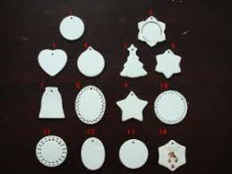 china ceramic ornaments sublimation ornaments china ceramic