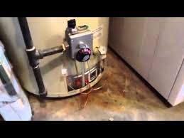 gas water heater pilot light keeps going out water tank pilot goes out youtube