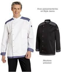 veste cuisine couleur veste de cuisine veste chef couleur 2 biomidi