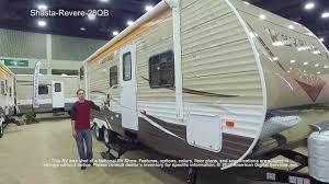 new 2017 shasta rvs revere 28qb travel trailer at western rv