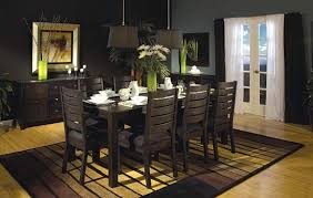black dining room black dining rooms make a photo gallery pic of decorating a dining