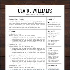template of a resume resume templates resume exle