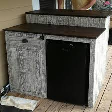 Outdoor Bar Cabinet Doors Valeria Furniture Mini Fridge Bar Cabinet