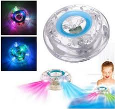 tub led lights bath led light toys waterproof funny bathroom bathing tub led lights