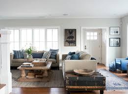 prefabricated beach house with small coastal interiors home bunch