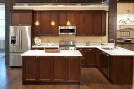 Natural Cherry Shaker Kitchen Cabinets Chicago Kitchen Cabinets Archives Builders Cabinet Supply