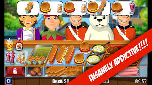 jeux cuisine bush bush on the app store