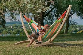double hammock stand combo 2 person