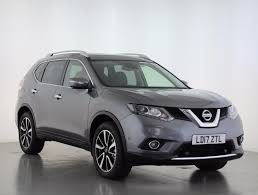 used nissan x trail cars for sale motors co uk