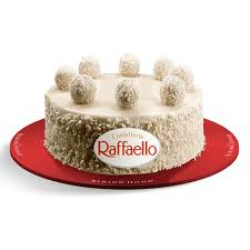 raffaello cake u2013 red riding hood bakery pkgiftshop