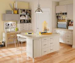 Craft Room Cabinets In Thermofoil Kitchen Craft Cabinetry - Kitchen craft kitchen cabinets